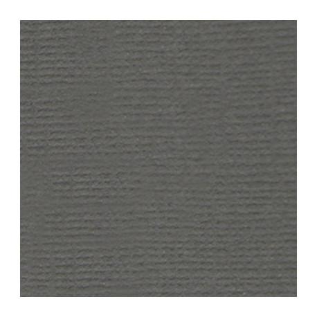 Морская галька (серый), бумага для скрапбукинга(кардсток) 216г/м2, 30.5x30.5 см, Mr.Painter