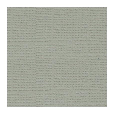 Дымчатый топаз (св.серый), бумага для скрапбукинга(кардсток) 216г/м2, 30.5x30.5 см, Mr.Painter