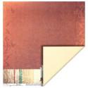 Бумага для скрапбукинга 190 г/м2, 30.5x30.5 см Коричневый шарм, Mr.Painter