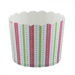 Полосы, бумажные формы для выпечки d 6см 6шт. Pane-Cake