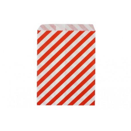 Райе красные, бумажные пакеты для выпечки, 13х18см, 10 шт