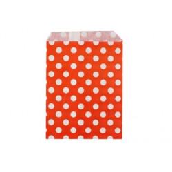 Горох красные, бумажные пакеты для выпечки, 13х18см, 10 шт