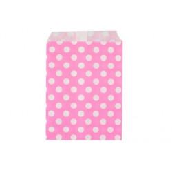 Горох розовые, бумажные пакеты для выпечки, 13х18см, 10 шт