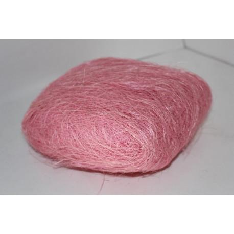 Розовый, сизалевое волокно 20гр. Blumentag