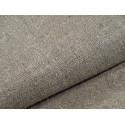Натуральный, ткань мешочная (мешковина) 100% лен, 50х50см
