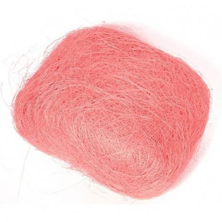 Св.розовый, сизалевое волокно 20гр. Blumentag