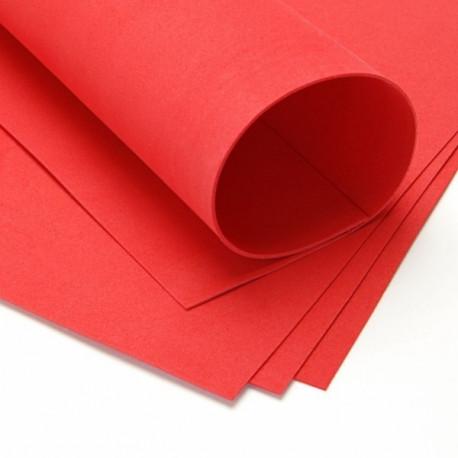 Светло-красный, пластичная замша FOAM 60x70 см, Mr. Painter