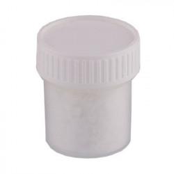 Белый, пыльца бархатная 5г. Fiorico