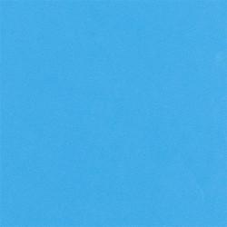 Голубой, пластичная замша 0.5мм, 50х50 см, Mr. Painter