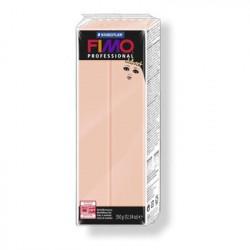 Полупрозрачный розовый, Professional doll art полимерная глина 350 г, Fimo