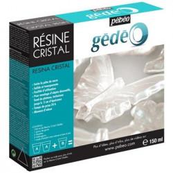 Эпоксидная смола прозрачная Gedeo 150мл PEBEO