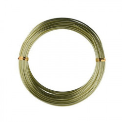 Св.зеленый, проволока для плетения d1,5мм 10м, Gаmma