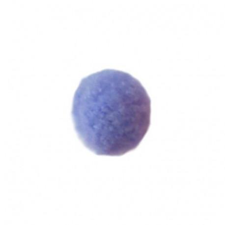 Фиолетовый, помпоны 5мм, 100шт