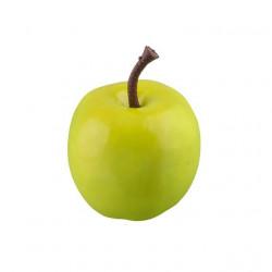 Зеленое яблоко, декоративный элемент для флористики 3см, 6шт. Blumentag
