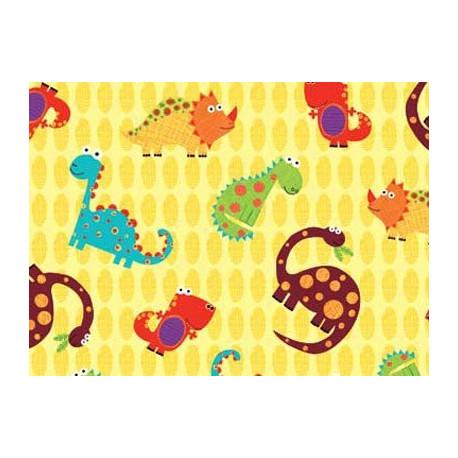 Ткань для пэчворка PEPPY STOMP PANEL 4482 ФАСОВКА 60х110 см 100% хлопок