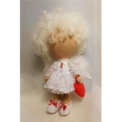 Ангелок, набор для шитья куклы, высота 25см. Модное Хобби