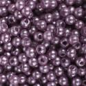 Бусины круглые 10 мм, 25гр. Colibry