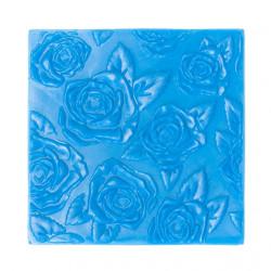 Розы, вкладышь для силиконовой формы КУБ