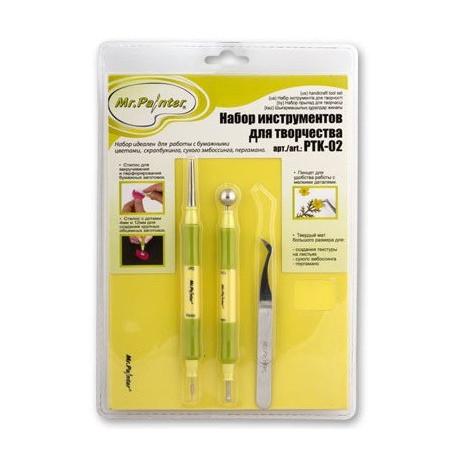 Набор инструментов для творчества, Mr. Painter