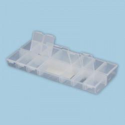 Коробка пластик 14ячеек 24.3х10,5х2,75см, GAMMA