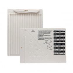 Доска для создания конвертов и открыток 21,5x16,2x0,7см