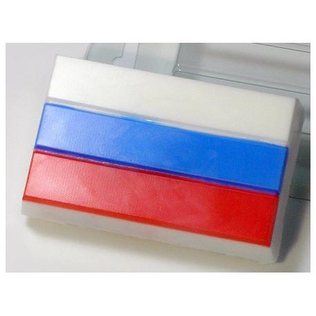 Триколор-1, пластиковая форма для мыла