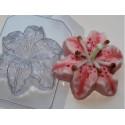 Лилия, пластиковая форма для мыла XD