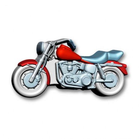 Мотоцикл, пластиковая форма для мыла PC
