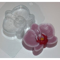 Орхидея, пластиковая форма XD