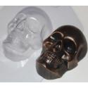 Череп, пластиковая форма для мыла