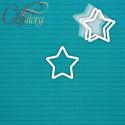 Звезда, шейкер 6х6см CraftStory