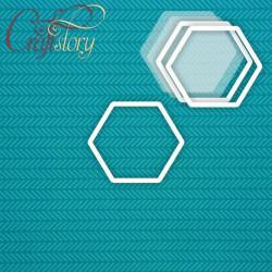 Многоугольник, шейкер 8х6,8см CraftStory