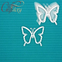 Бабочка, шейкер 8,4х7,3см CraftStory