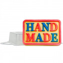 Hand Made, пластиковая форма для мыла 115г 80х60х20мм PC