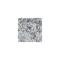Серебряный, декоративные блестки 1,5х0,2мм, 15гр.