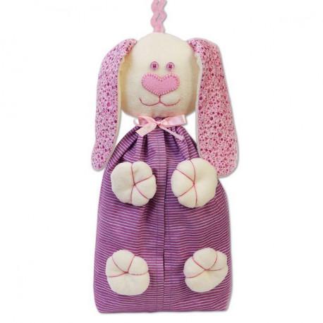 Мешочек для пижамы.Цветочек, набор для шитья. Miadolla