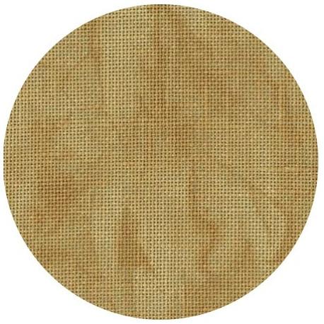 Канва в упаковке, Vintage Кашель 28ct , 100% лен, 48х68см цвет №3009