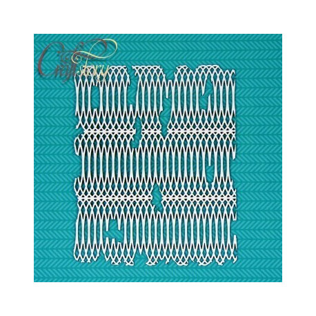 Фон Pattern, чипборд 12х15см CraftStory