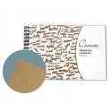 Альбом для рисования Крафт Сонет А421х29,7см 50 листов 80г/м2