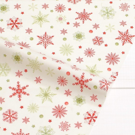 True Christmas, ткань для пэчворка 45х50(±1см), 100% хлопок