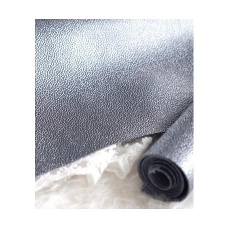 Платина, кожа искусственная 33х69(±1см) плотность 480 г/кв.м.