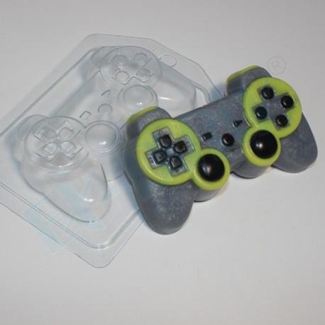 Геймпад, пластиковая форма для мыла XD