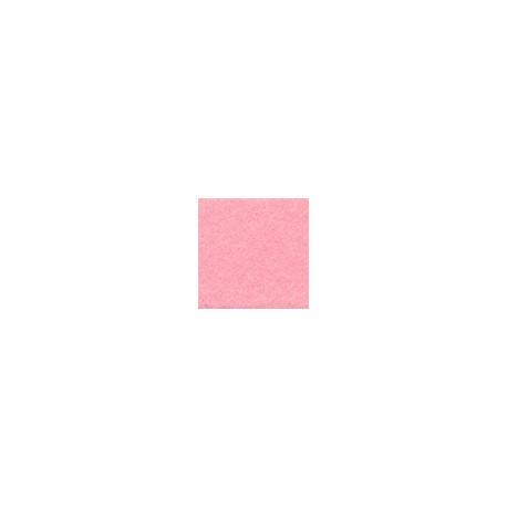 Розовый, фетр корейский мягкий Premium 100%полиэcтер толщина 1мм 33х53см