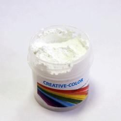Белый, пастообразный краситель для мыльной основы 15мл