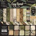 Cozy Forest, набор двусторонней бумаги 30х30см, 190гр/м, 10листов Scrapmir