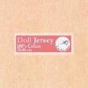 Цвет кожи. трикотаж для вальдорфских кукол DE WITTE ENGEL, ширина 80см чулок 25см, 100%хлопок T10303