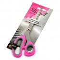 Ножницы для рукоделия 230мм металл с прорезиненными ручками Maxwell premium