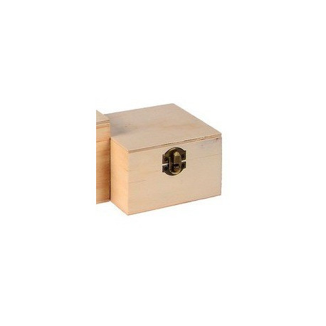 Шкатулка деревянная 11х9х7,5см АртУзор