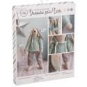Зайка Банни, набор для шитья куклы 25см АртУзор