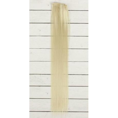 Св.русый, прямые волосы для кукол 40см на трессе 50см цв.№88 SL